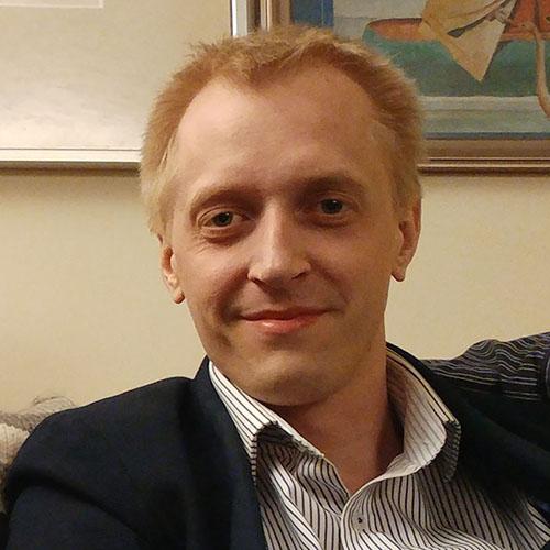 Julian Parge
